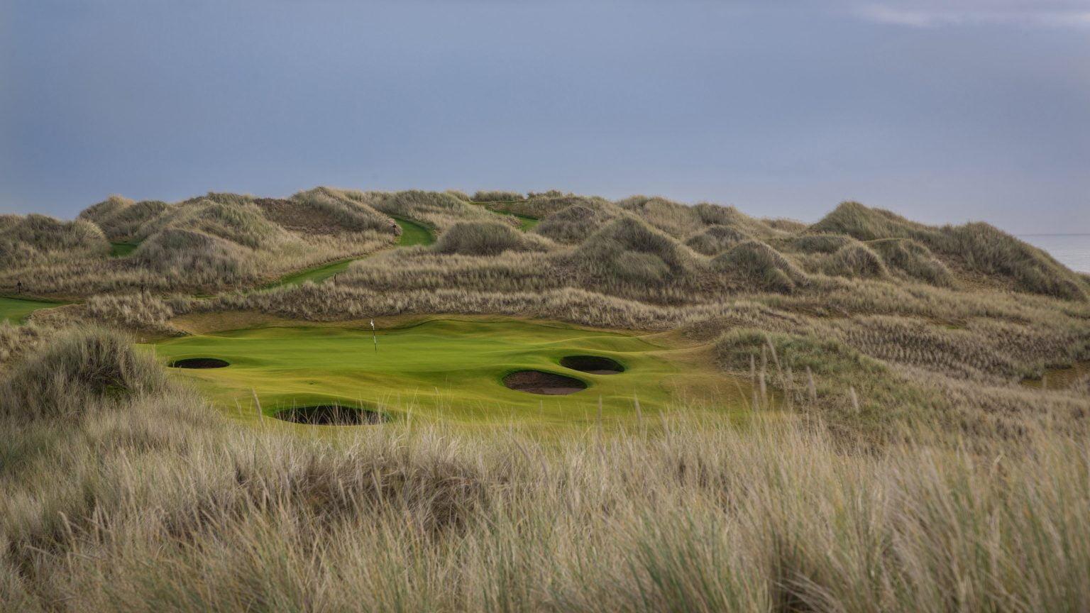 Trump International Golf Links, Aberdeen, Scotland