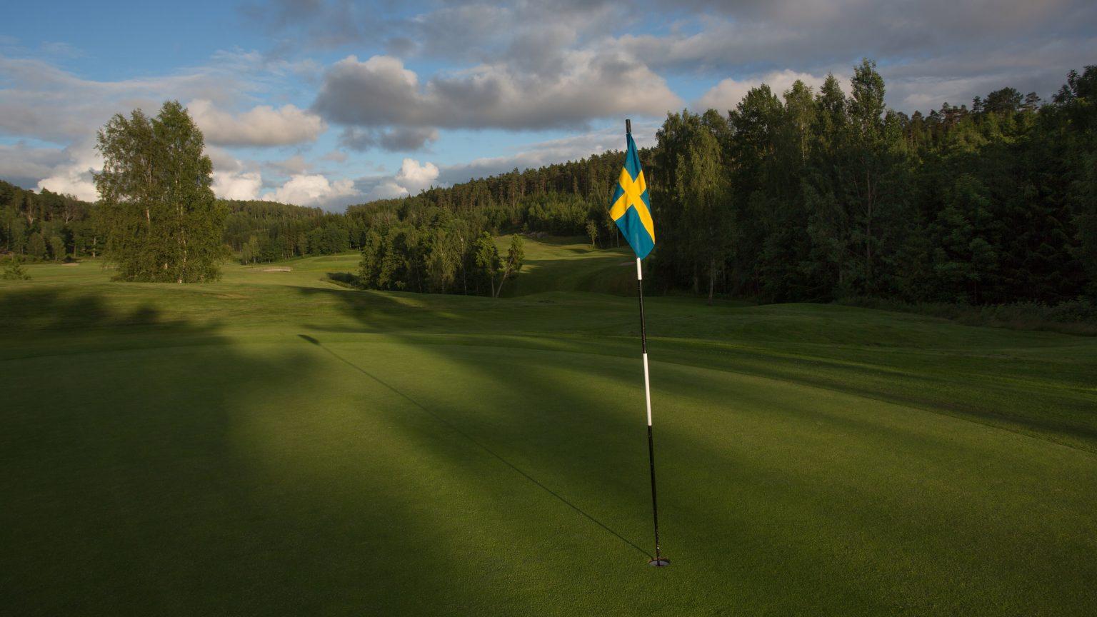 Golf i Bohuslän, Sweden