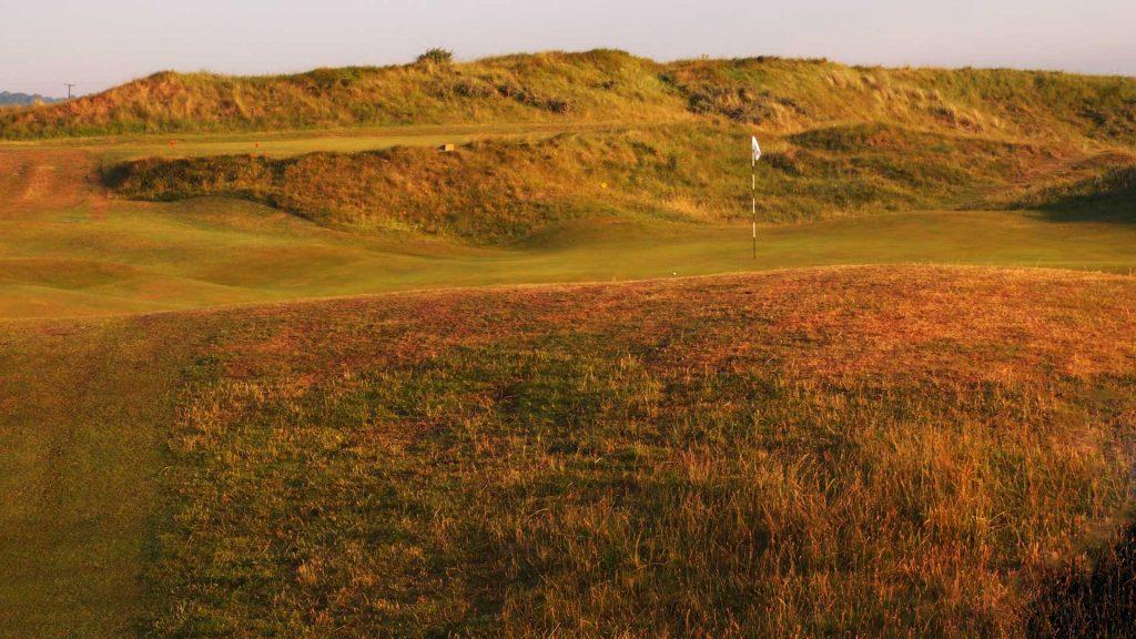 Royal Cinque Ports Golf Club (Deal), Kent, England