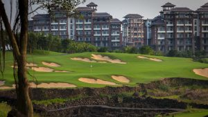 Mission Hills, Blackstone Course, Hainan, China